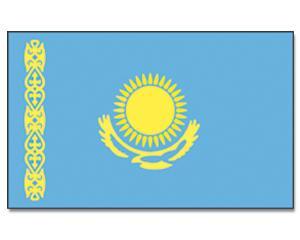PROMEX Vlajka Kazachstán 90x150cm č.188