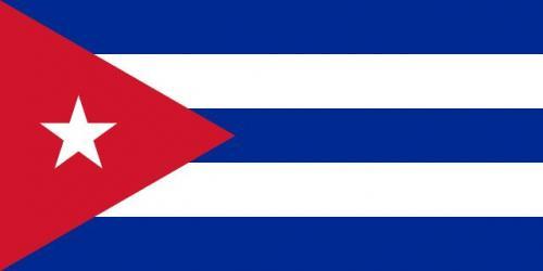 PROMEX Vlajka Kuba 90x150cm č.101