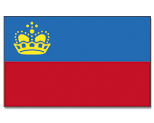 PROMEX Vlajka 90x150cm Lichtenštejnsko č.223
