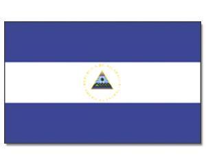 PROMEX Vlajka Nicaragua 90x150cm č.164
