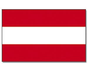 PROMEX Vlajka Rakousko 90x150cm č.29