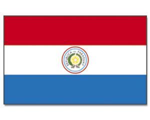 PROMEX Vlajka Paraguay 90x150cm č.172