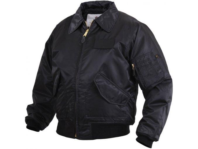 CWU pilotní bunda USAF černá