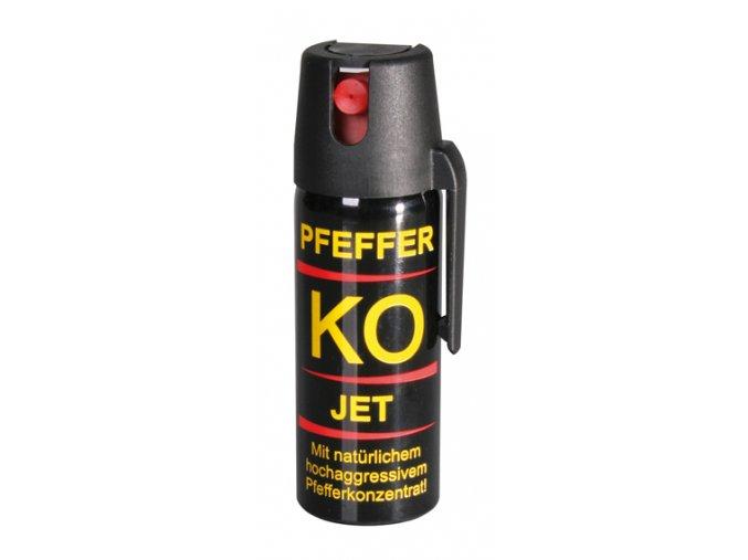 Pepřový spray na osobní ochranu , 50 ml