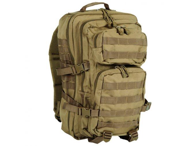 mil tec us assault pack large coyote amazon 1