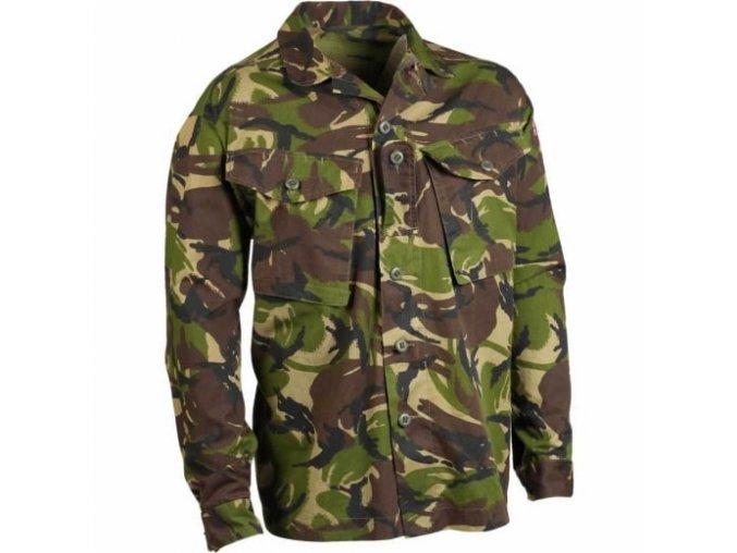 british army surplus genuine soldier 95 woodland dpm combat shirt p532 1235 medium