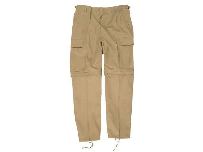 Kalhoty pískové IMP