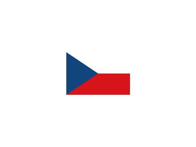 Vlajka České republiky ,90x150 cm