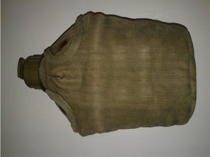 Polní lahev US ARMY v plátěnem obalu