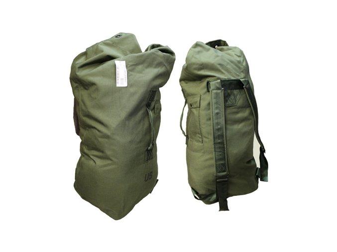 us gi navy sea bag duffel bag olive green mcguire army navy military surplus gear clothing