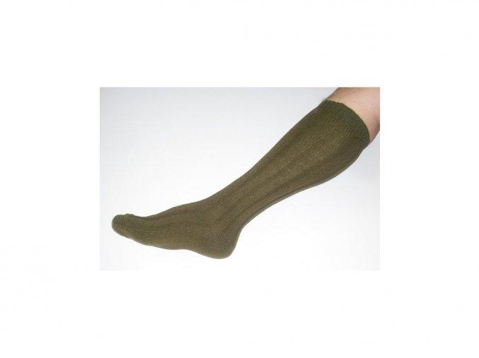Ponožky zimní AČR pletené-  základní