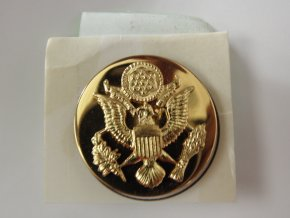 Odznak US orel ,originál