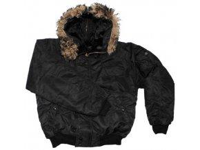 N2B bunda černá