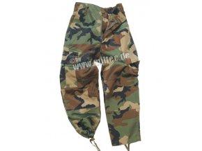 Dětské maskované kalhoty