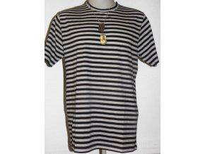 Námořnické triko s krátkým rukávem