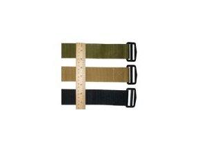 Pásek kalhotový nylonový 4,4 cm US ARMY  černý