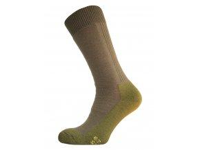 Ponožky zimní AČR pletené - střední