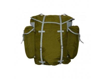 Batoh horský s rámem NORSKÝ nylonový použitý