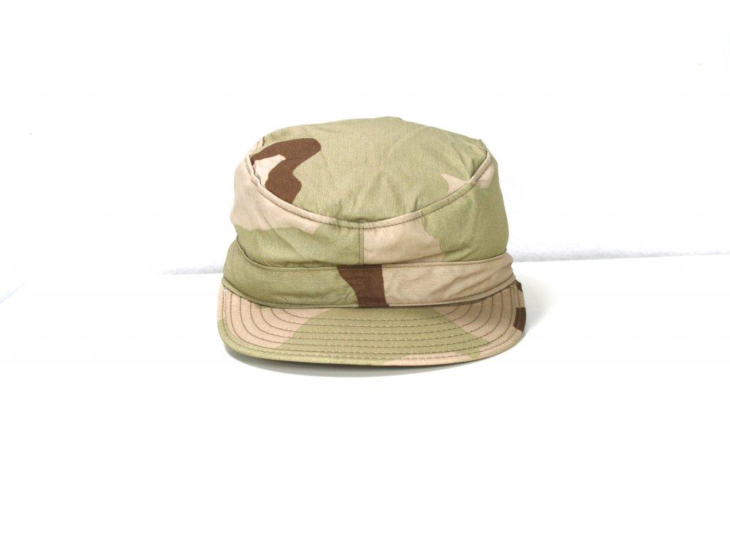 Čepice US patrol - 6 desert - Army Zboží 3f9ecc8523