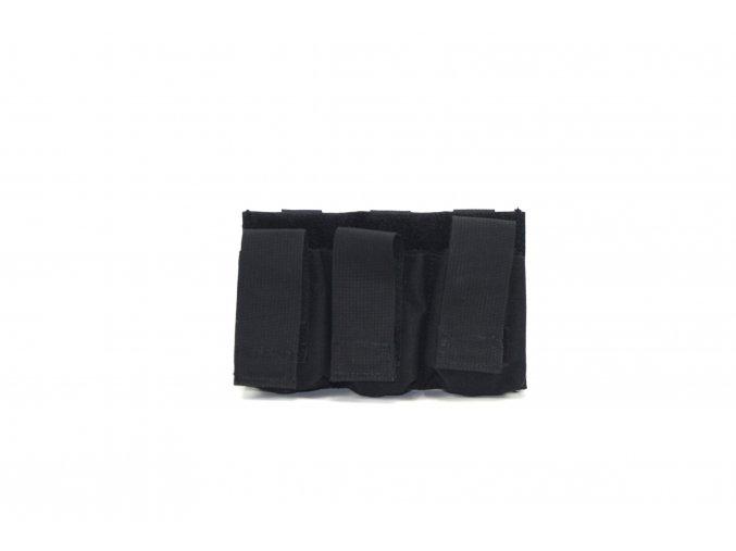 Sumka  Pouch Condor Triple Pistol Mag - černá