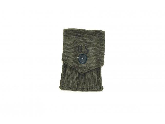 Sumka na zásobníky ,Pocket -Ammunition Magazine 45 Cal. - oliv