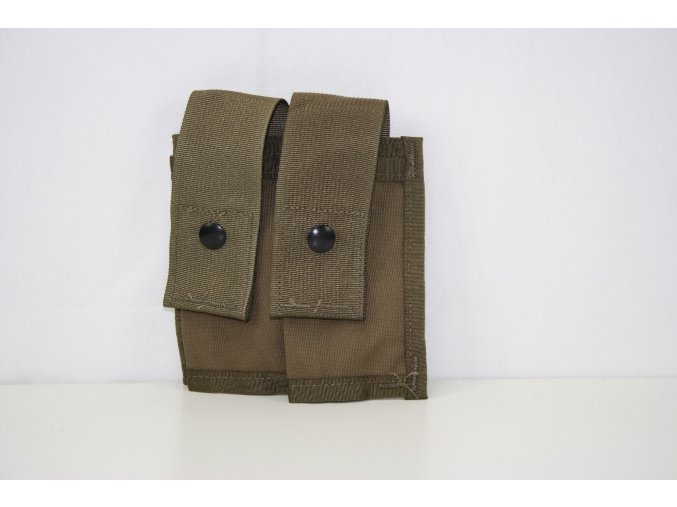 Sumka 40mm Double Pyrotechnic Pouch Grade 1, Molle II - Coyote