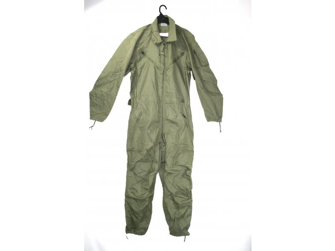 Kombinéza US Army COVERALLS, COMBAT VEHICLE. CREWMENS - oliv