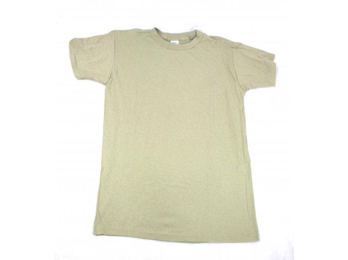 Tričko, triko US Tan - desert