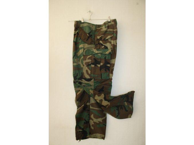 Kalhoty M65 US COLD WEATHER- woodland