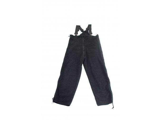 Kalhoty fleecové US originál Polartec/Peckham Classic 200 - černé