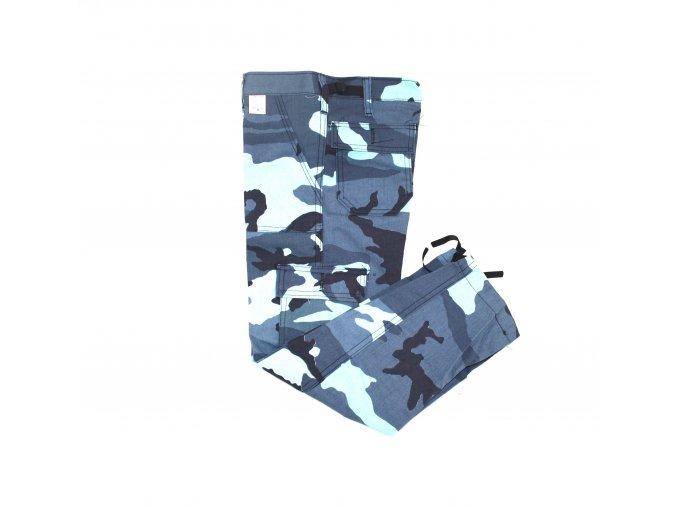 Dětské kalhoty TROOPER - Urban blue