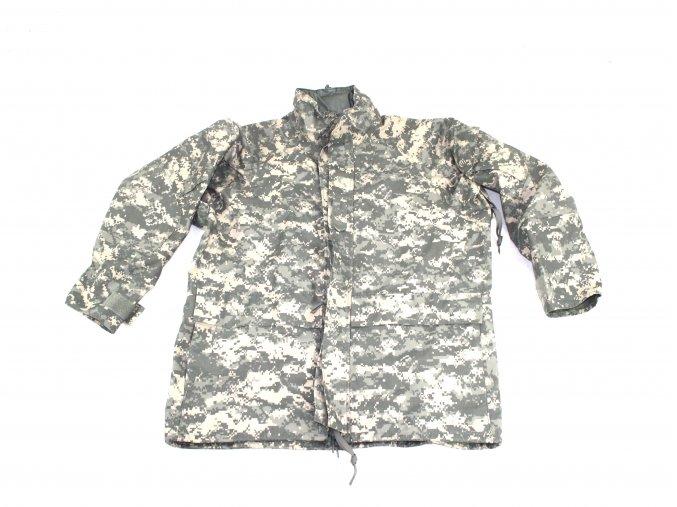 Parka (bunda)Goretex Cold Weather, Universal Camouflage- AT digital