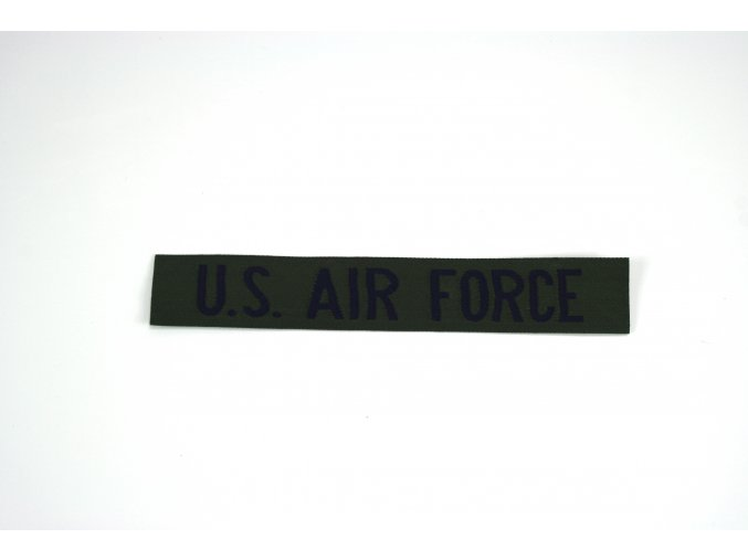Nášivka US Air Force - oliv