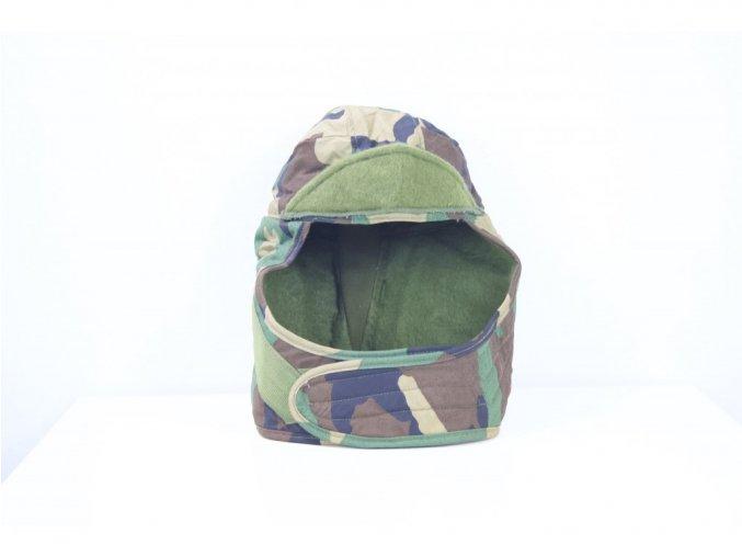 Čepice, podhelmovka zimní US Cap Insulating Helmet Liner - woodland