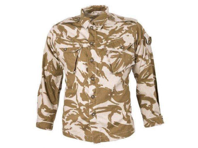 british desert dpm tropical combat jacket 1