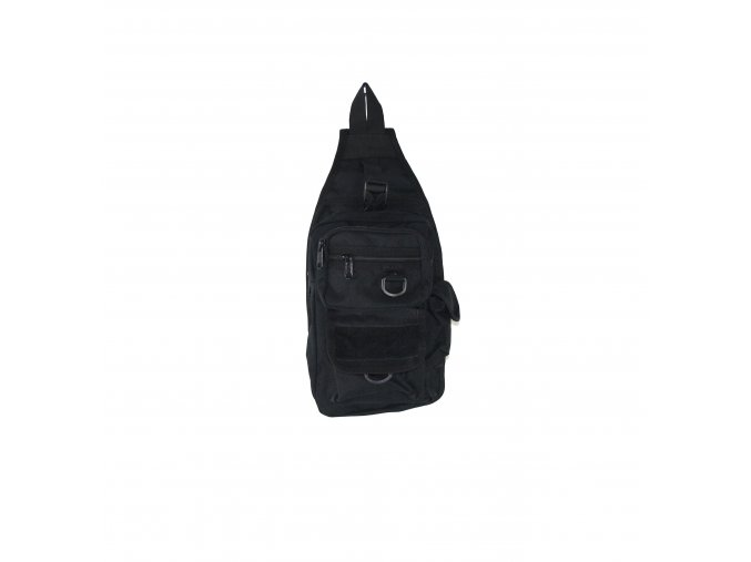 Batoh (taška) přes rameno - black