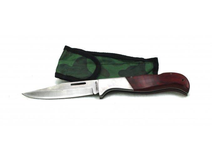 Zavírací nůž Stainless Steel - 23 cm