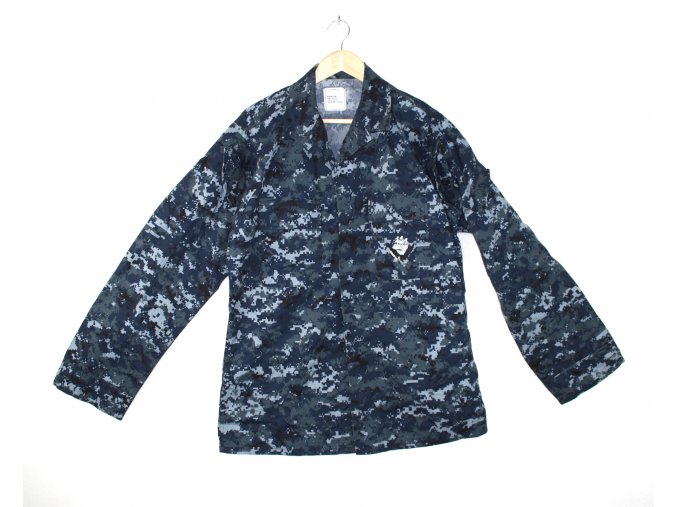 Blůza US Navy (working blouse) - NWU
