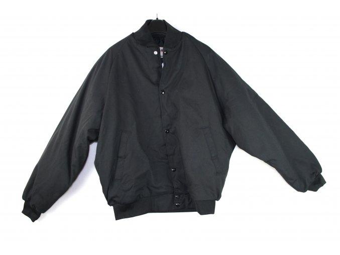 Bomber (bunda) Westark USA - černý matný