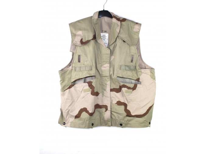 Taktická vesta, povlak US Army - desert