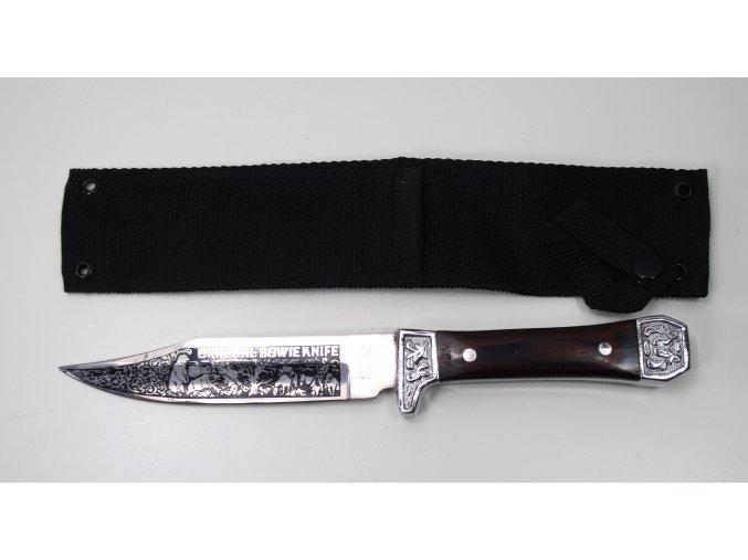 Lovecký nůž BOWIE KNIFE Německo