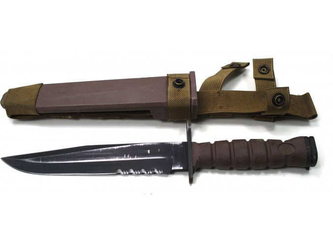 Bajonet, bojový nůž Ontario COMBAT OKC 3S