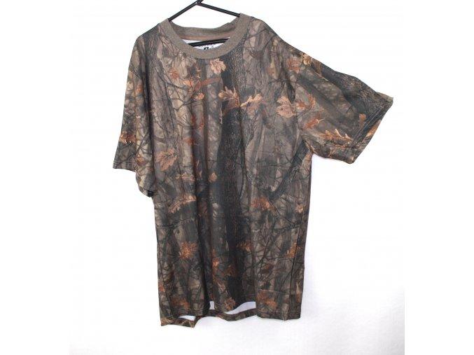 Tričko, triko s krátkým rukávem LOSHAN - realtree