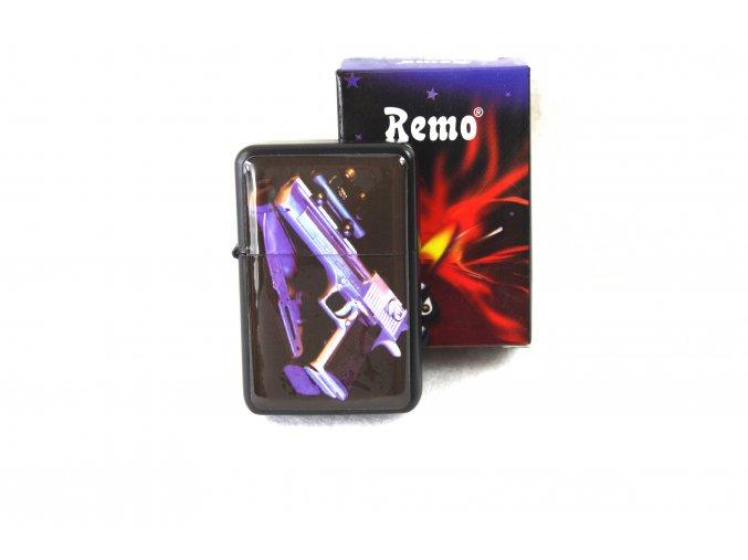Benzínový zapalovač REMO