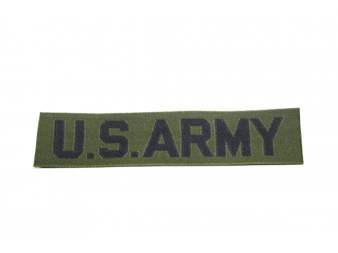 Nášivka %22U.S. Army%22IMG 0210