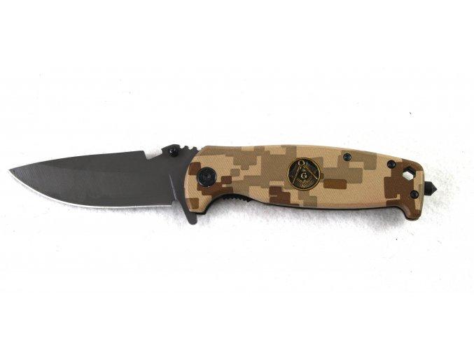 Kapesní nůž s klipem - Gama