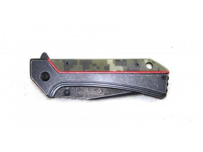 Kapesní nůž s klipem - digital