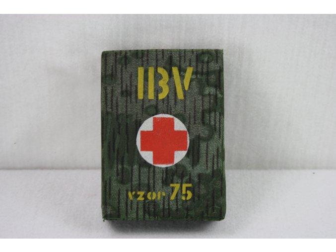 Lékárnička IVB vz. 75 - jehličí
