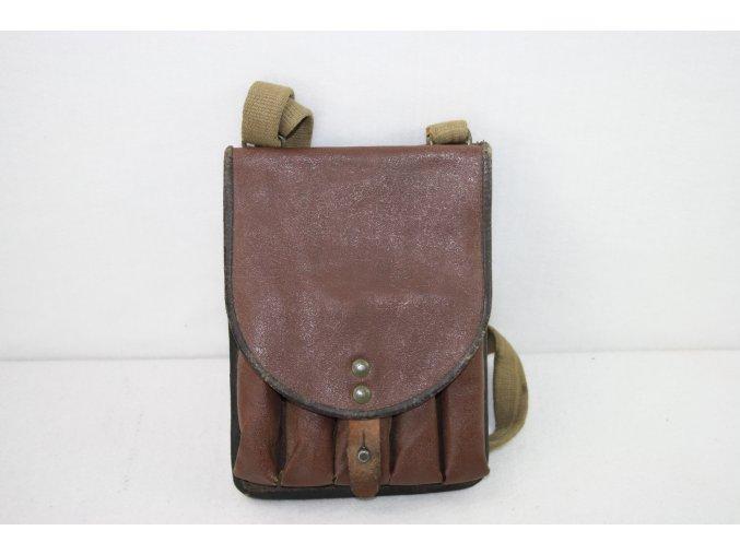 Sumka, taška na signalizační pistoli ČSLA