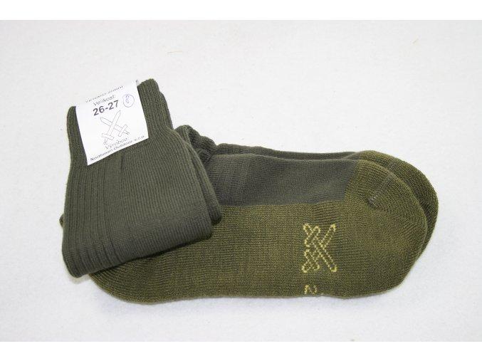 Ponožky Termo zimní vz. 2000 AČR